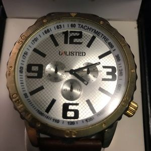 UNLISTED BY KENNETH COLE MENS WATCH